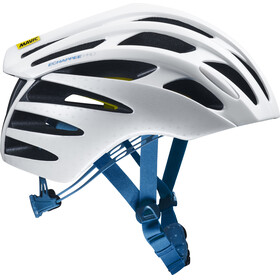 Mavic Echappée Pro MIPS Helmet Women White/Blue Moon